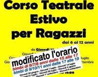 """San Cesareo – """"Marionette Senza Fili""""  corso di teatro estivo per bambini e ragazzi"""