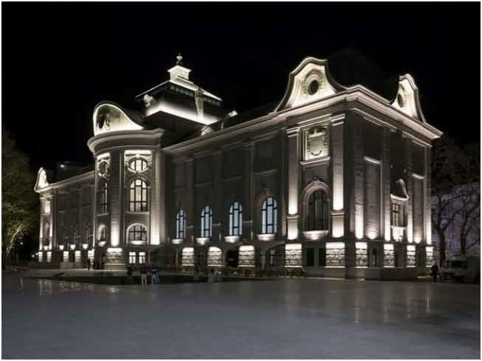 Linea Light Group- Museo Nazionale Delle Belle Arti Di Riga