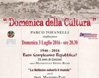 Domenica della Cultura al Parco Tofanelli di Colonna