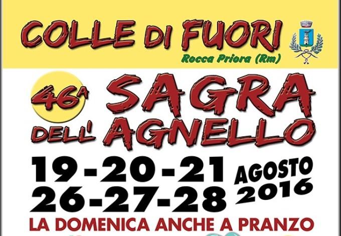 """SAGRE – ALL'OMBRA DEL """"PARCO REGIONALE DEI CASTELLI ROMANI"""""""