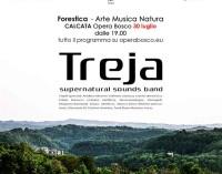 F o r e s t i c a – Arte Musica Natura. Calcata sabato 30 luglio 2016