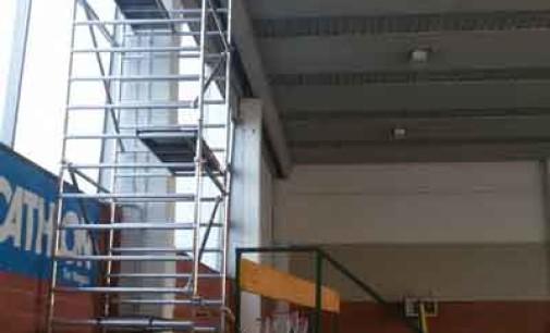 Zagarolo – Interventi di manutenzione alle strutture sportive e scolastiche
