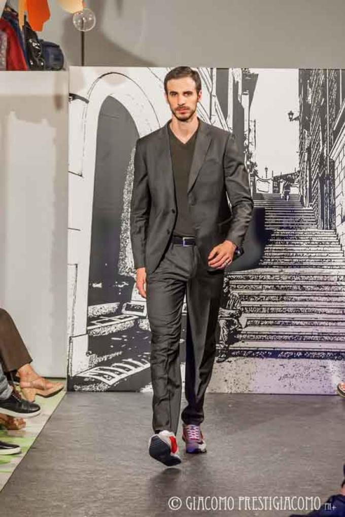 Mario Orfei lancia la sua prima collezione uomo