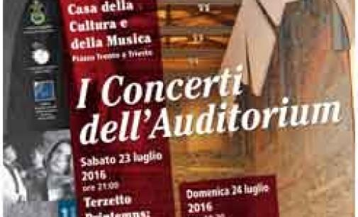 Velletri -I Concerti dell'Auditorium
