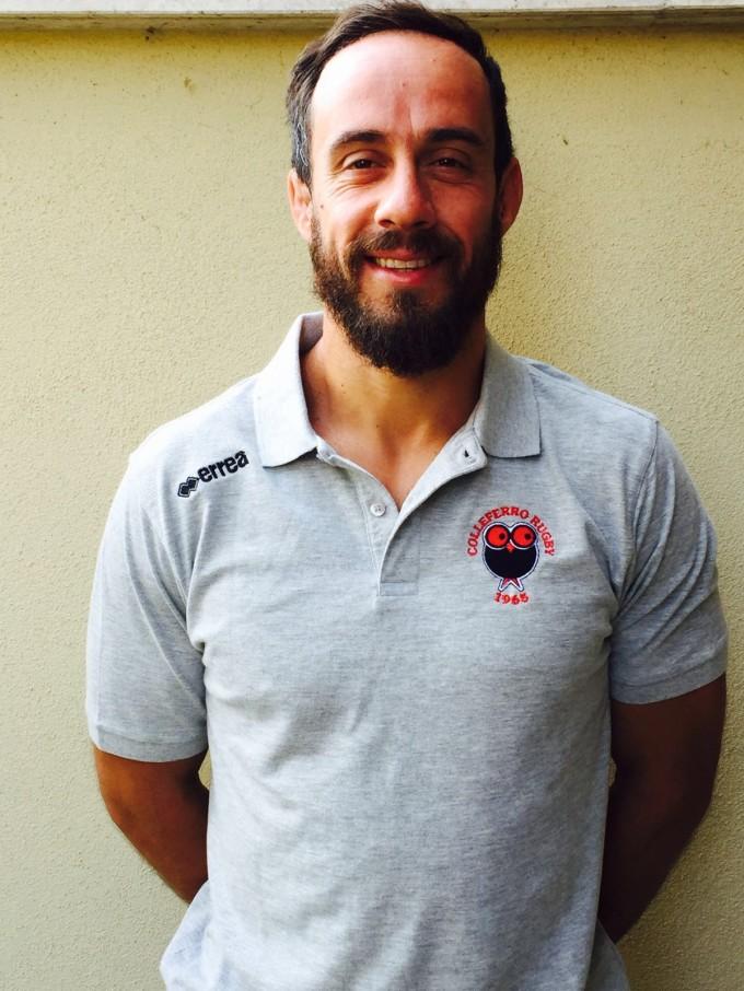 Ldm Colleferro Rugby 1965, Cipriani: «Ho grandi stimoli per questa nuova avventura»