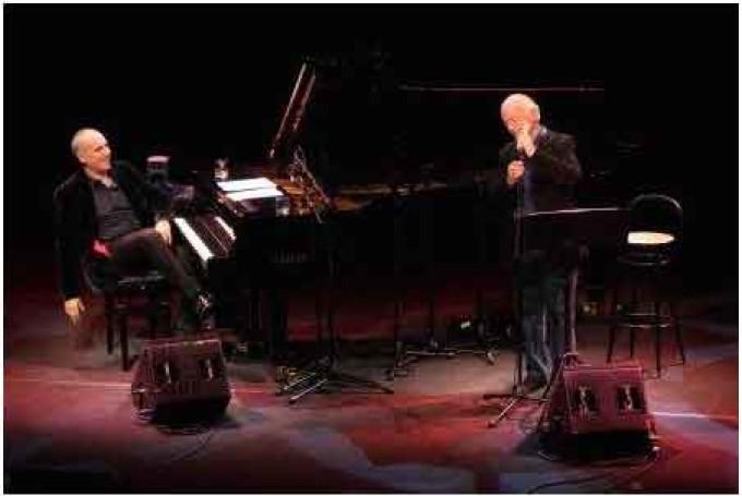 Tivoli, Along Came Jazz 2016 – Gino Paoli & Danilo Rea