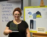 Beatrice Bazzano  vince il contest per disegnare le nuove divise dei portalettere