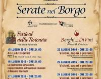 Albano, torna il Festival della Rotonda