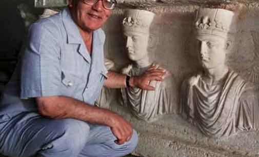 "2^ edizione dell'International Archaeological Discovery Award ""Khaled al-Asaad""""Khaled al-Asaad"""