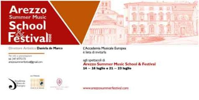 Arezzo Summer Music School & Festival