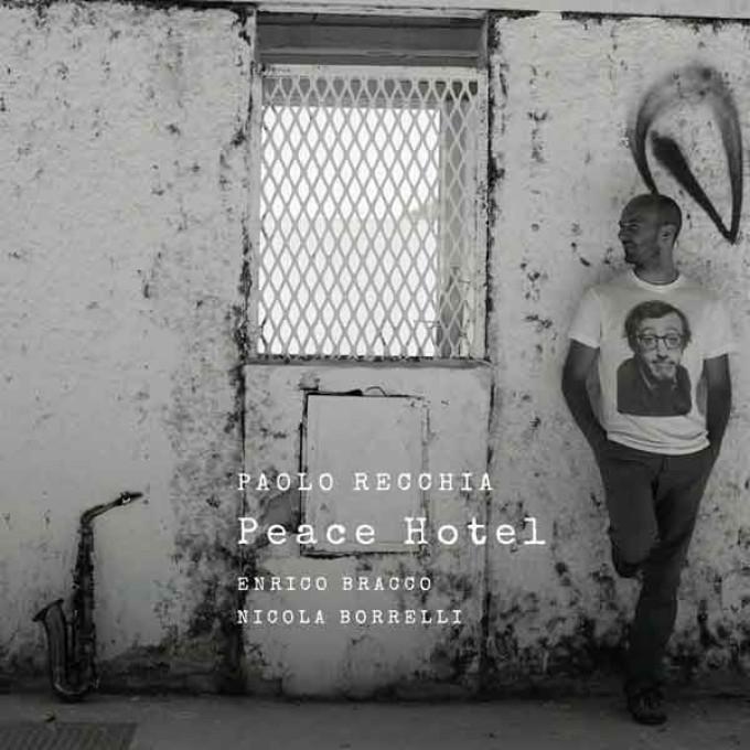 """Paolo Recchia (sax), Enrico Bracco (g), Nicola Borrelli (cb) Venerdì 8 Luglio – ore 20:30 3° Festival """"Domus Danae"""""""