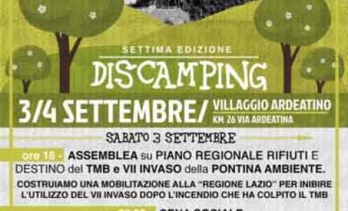 Dis-camping VII edizione. Presidio e socialità al Villaggio Ardeatino