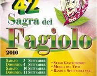 Sagra del fagiolo – Sutri (VT) – 3/4 e 10/11 settembre