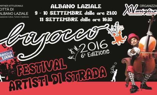 Bajocco Festival degli artisti di strada