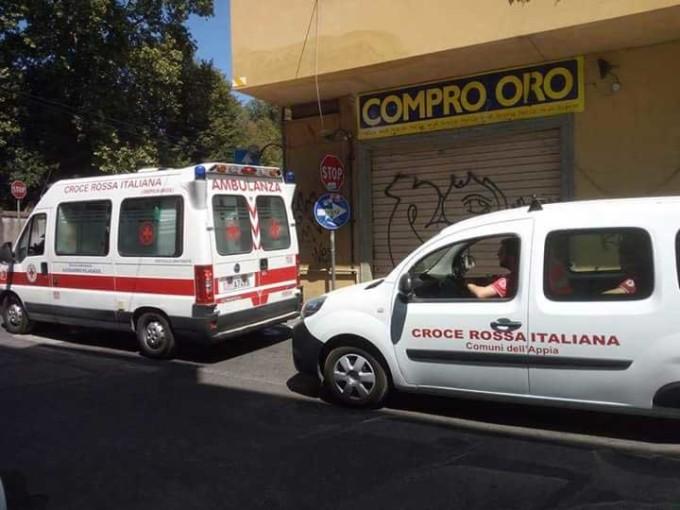 CRI: Attivazione sisma Centro Italia