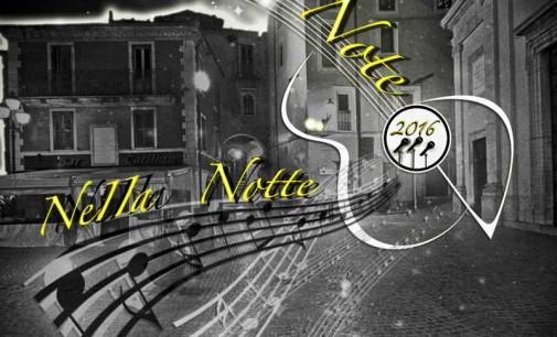 """Carpineto Romano – V° ed. Concerto per chitarre """"Note nella Notte"""""""
