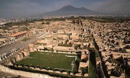 Soprintendenza e Città di Pompei al lavoro
