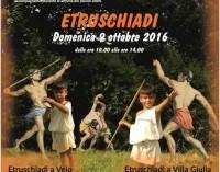 Giornata Nazionale delle Famiglie al Museo – Etruschiadi 2016