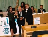 Assegnato allo stilista Michele Miglionico il Premio BasiLeo