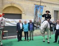 Ercole Bolognesi realizza il XX palio delle decarcie