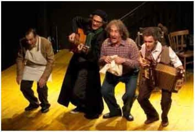 Nuovo Teatro Ariberto – Una Ballata Per Milano Zin zetta forbesetta
