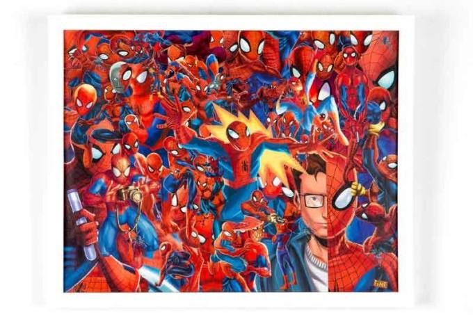"""""""Sweet comics"""" dell'artista Alessia Grazzani"""