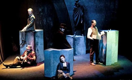 Noir, giallo, azione e mistero, fra le antiche mura di Vitorchiano e Viterbo.