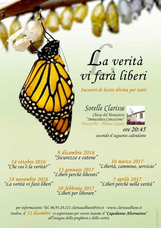 Albano -Lectio biblico-francescana