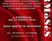 Colleferro -Ermòsés Teatro Laboratorio