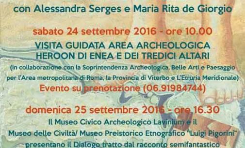 Il Museo Civico Archeologico Lavinium aderisce alle Giornate Europee del Patrimonio,