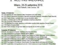 """A Milano il """"Meeting dei pazienti"""": """"Per lottare uniti contro il cancro al polmone"""""""