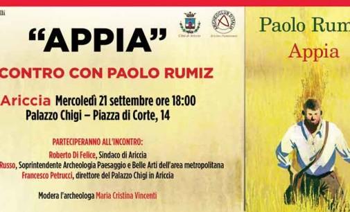 Ariccia: incontro con il giornalista Paolo Rumiz