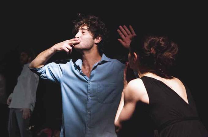 Teatro Al Gasometro – A Sciuquè (a giocare)