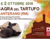 Sagra del tartufo – Canterano (RM) – 1/2 ottobre