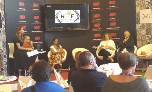 Successo e applausi a Venezia per la presentazione della quarta edizione del Roma Web Fest