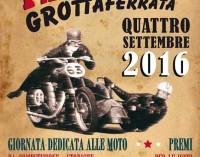 Moto storiche a Grottaferrata per il Passamonti Day