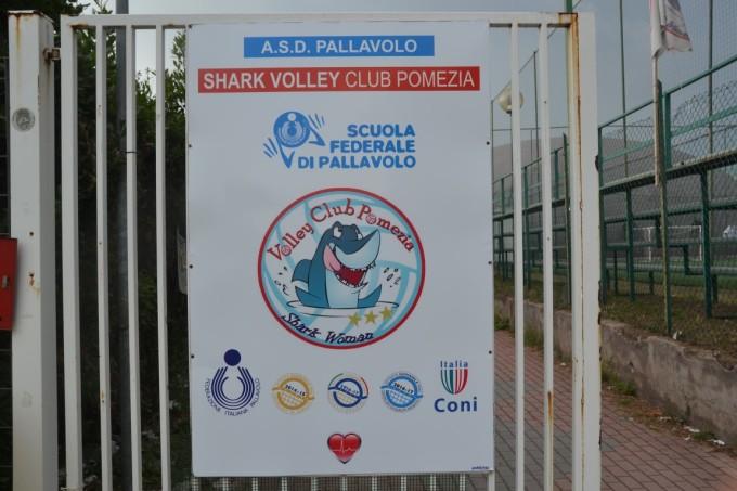 Shark Volley Club Pomezia, da domani parte tutta l'attività del minivolley