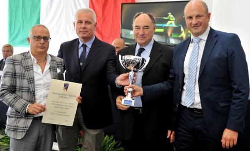 Il Frascati Scherma premiato per lo scudetto, la sciabola non riesce a vincere la Coppa Italia