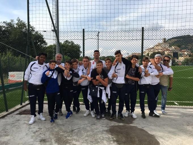 Ssd Colonna calcio (All. prov. B), Giovannoni: «Ritiro e pre-campionato sicuramente promettenti»