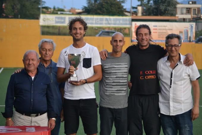 Casilina calcio, va al Colle Oppio la settima edizione del memorial Adriano Luffarelli