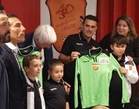 Grottaferrata calcio Stefano Furlani, un successo totale per le serate di presentazione