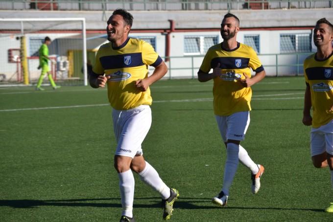 Albalonga calcio (serie D), Martinelli gol da record dopo due secondi: «Il mister me lo aveva detto»