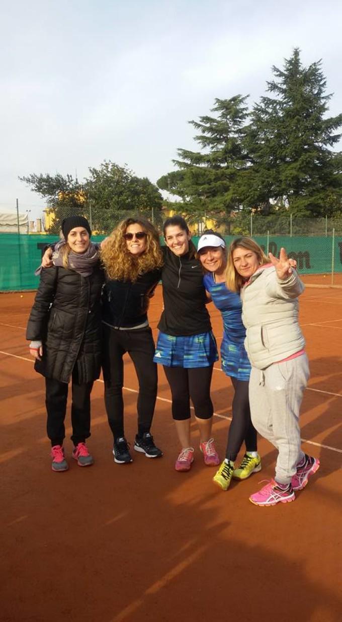 Tc New Country Club Frascati (tennis), Maggiorani: «Il nostro è un gruppo fondato sull'amicizia»