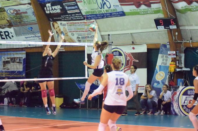 Giò Volley, nella prima casalinga arriva Cutrofiano, c'è voglia di vittoria