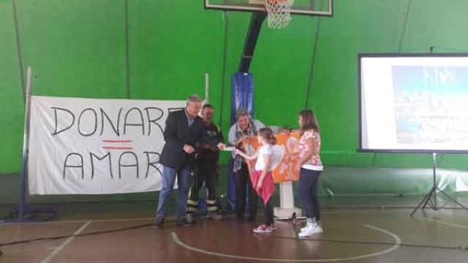 A scuola di solidarietà per le popolazioni terremotate