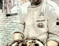 Tripudio della cucina Pompeiana a Shangai con lo chef De Feo