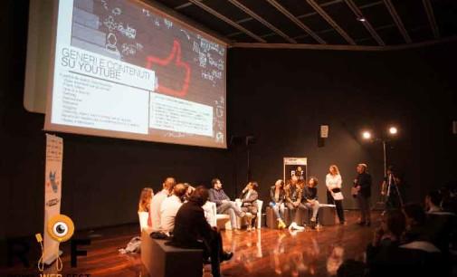 Grande successo per la prima giornata della quarta edizione del Roma Web Fest