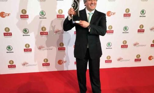 Antonio Pappano vince il premio Echo Klassik come direttore dell'anno
