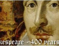 Per commemorare 400 anni dalla morte di Shakespeare