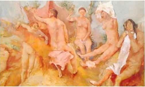 Mostra – Fausto Pirandello. Opere dal 1923 al 1972